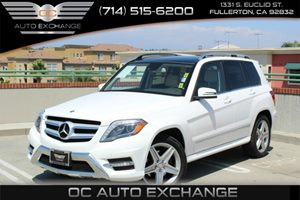 2013 MERCEDES GLK250 BlueTEC 4MATIC Carfax 1-Owner Air Conditioning  Climate Control Air Condit