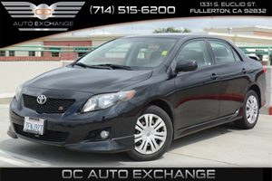 2009 Toyota Corolla S Carfax Report - No Accidents  Damage Reported to CARFAX Air Conditioning