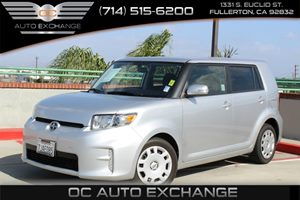 2014 Scion xB  Carfax 1-Owner Air Conditioning  AC Audio  Hd Radio Convenience  Steering Wh