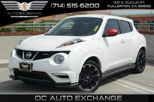 2013 Nissan JUKE NISMO Carfax 1-Owner Air Conditioning  AC Audio  Auxiliary Audio Input Audi