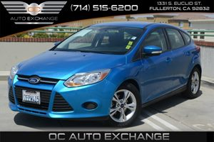 2014 Ford Focus SE Carfax 1-Owner Air Conditioning  AC Audio  Auxiliary Audio Input Audio
