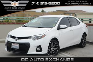2014 Toyota Corolla LE Plus Carfax 1-Owner - No Accidents  Damage Reported to CARFAX Air Conditi