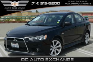 2013 Mitsubishi Lancer GT Carfax 1-Owner - No Accidents  Damage Reported to CARFAX Air Condition