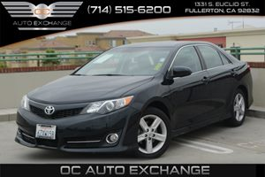2013 Toyota Camry SE Carfax 1-Owner Air Conditioning  AC Audio  Auxiliary Audio Input Audio