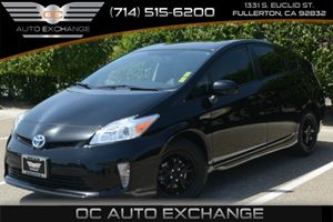 2013 Toyota Prius One Carfax 1-Owner Air Conditioning  AC Air Conditioning  Climate Control
