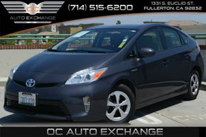 2013 Toyota Prius Two Carfax 1-Owner Air Conditioning  AC Audio  AmFm Stereo Audio  Mp3 Pl
