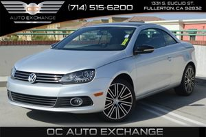 2013 Volkswagen Eos Sport Carfax 1-Owner - No Accidents  Damage Reported to CARFAX Audio  Auxil