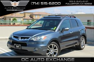 2007 Acura RDX Tech Pkg Carfax Report Air Conditioning  AC Air Conditioning  Climate Control