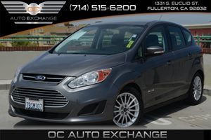 2013 Ford C-Max Hybrid SE Carfax 1-Owner - No Accidents  Damage Reported to CARFAX Air Condition