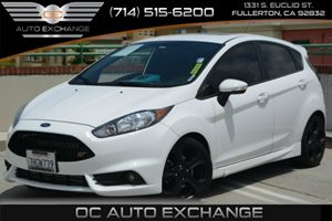2015 Ford Fiesta ST Carfax 1-Owner - No Accidents  Damage Reported to CARFAX Air Conditioning