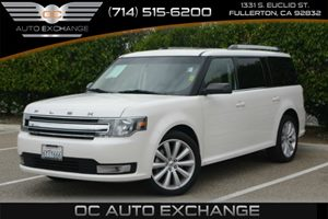 2013 Ford Flex SEL Carfax 1-Owner Air Conditioning  AC Air Conditioning  Multi-Zone AC Air