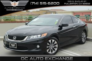 2013 Honda Accord Cpe EX Carfax 1-Owner Air Conditioning  Multi-Zone AC Audio  AmFm Stereo