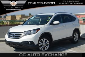 2013 Honda CR-V EX-L Carfax Report Air Conditioning  Multi-Zone AC Audio  Auxiliary Audio Inp