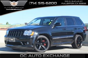 2009 Jeep Grand Cherokee SRT-8 Carfax Report - No Accidents  Damage Reported to CARFAX Air Condi