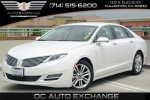 2014 Lincoln MKZ Hybrid Carfax 1-Owner Air Conditioning  Climate Control Air Conditioning  Mul