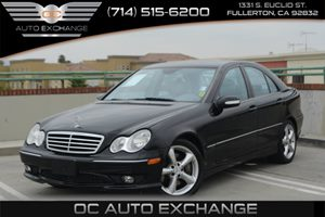 2006 MERCEDES C230 Sport Sedan Carfax Report - No Accidents  Damage Reported to CARFAX Air Condi