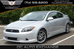 2010 Scion tC  Carfax 1-Owner - No Accidents  Damage Reported to CARFAX Air Conditioning  AC