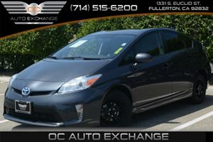 2014 Toyota Prius Two Carfax 1-Owner Air Conditioning  AC Air Conditioning  Climate Control