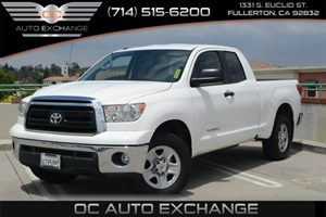 2012 Toyota Tundra 2WD Truck  Carfax 1-Owner - No Accidents  Damage Reported to CARFAX Air Condi
