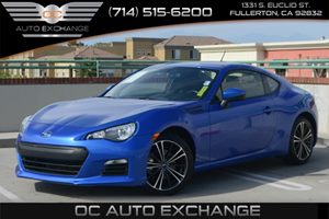 2014 Subaru BRZ Premium Carfax 1-Owner - No Accidents  Damage Reported to CARFAX Air Conditionin
