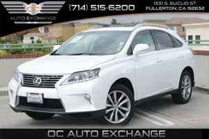 2014 Lexus RX 350  Carfax 1-Owner Air Conditioning  Climate Control Air Conditioning  Multi-Zo
