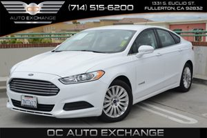 2015 Ford Fusion SE Hybrid Carfax Report - No Accidents  Damage Reported to CARFAX Air Condition