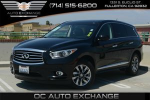 2013 Infiniti JX35  Carfax 1-Owner - No Accidents  Damage Reported to CARFAX Air Conditioning
