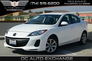 2013 Mazda Mazda3 i Sport Carfax 1-Owner - No Accidents  Damage Reported to CARFAX Air Condition