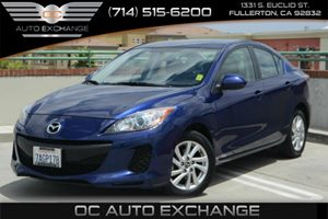 2013 Mazda Mazda3 i Touring Carfax 1-Owner - No Accidents  Damage Reported to CARFAX Air Conditi