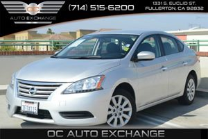 2014 Nissan Sentra SV Carfax 1-Owner Air Conditioning  AC Audio  Auxiliary Audio Input Audio