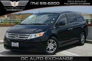 2013 Honda Odyssey EX Carfax 1-Owner Air Conditioning  Multi-Zone AC Air Conditioning  Rear A