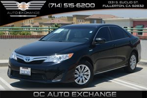 2014 Toyota Camry Hybrid LE Carfax 1-Owner Air Conditioning  AC Air Conditioning  Multi-Zone