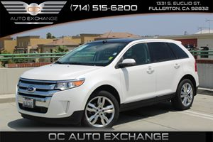 2013 Ford Edge SEL Carfax 1-Owner   Gobble up extra savings OC Auto Exchange is extending its