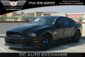 2014 Ford Mustang GT Premium Carfax 1-Owner - No Accidents  Damage Reported to CARFAX Air Condit