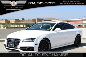 2012 Audi A7 30 Prestige Carfax 1-Owner  Glacier White  We are not responsible for typographi