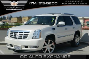 2012 Cadillac Escalade Hybrid  Carfax 1-Owner - No Accidents  Damage Reported to CARFAX Air Cond