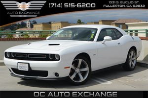 2015 Dodge Challenger RT Carfax 1-Owner - No Accidents  Damage Reported to CARFAX Air Condition