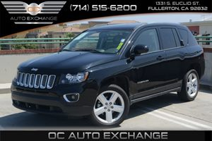2014 Jeep Compass High Altitude Carfax 1-Owner Air Conditioning  AC Audio  Auxiliary Audio In