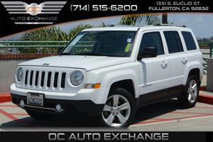 2013 Jeep Patriot Limited Carfax 1-Owner - No Accidents  Damage Reported to CARFAX Air Condition