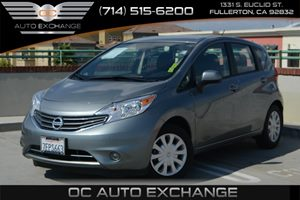 2014 Nissan Versa Note S Plus Carfax 1-Owner - No Accidents  Damage Reported to CARFAX Air Condi