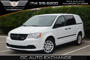 2014 Ram Cargo Van Tradesman Carfax 1-Owner - No Accidents  Damage Reported to CARFAX Air Condit
