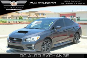 2015 Subaru WRX Premium Carfax 1-Owner Audio  AmFm Stereo Audio  Hd Radio Audio  Mp3 Player