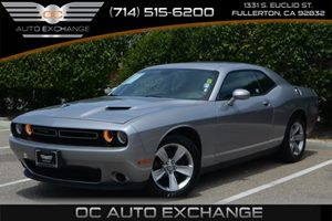 2015 Dodge Challenger SXT Carfax 1-Owner Air Conditioning  Climate Control Air Conditioning  M