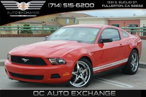 2010 Ford Mustang V6 Premium Carfax Report Air Conditioning  AC Audio  Auxiliary Audio Input