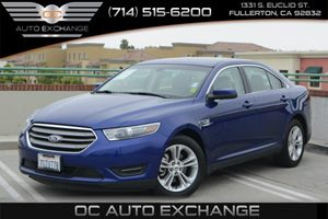2015 Ford Taurus SEL Carfax 1-Owner Air Conditioning  Climate Control Air Conditioning  Multi-