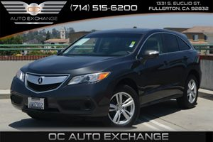 2013 Acura RDX  Carfax Report - No Accidents  Damage Reported to CARFAX Air Conditioning  Multi