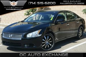 2011 Nissan Maxima 35 S Carfax Report - No Accidents  Damage Reported to CARFAX Air Conditionin