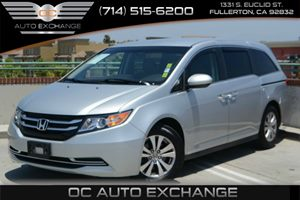 2014 Honda Odyssey EX Carfax 1-Owner Air Conditioning  Multi-Zone AC Air Conditioning  Rear A