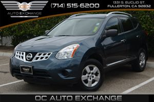 2013 Nissan Rogue S Carfax 1-Owner - No Accidents  Damage Reported to CARFAX Air Conditioning