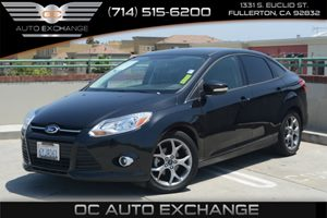 2013 Ford Focus SE Carfax 1-Owner Air Conditioning  AC Audio  Mp3 Player Convenience  Autom